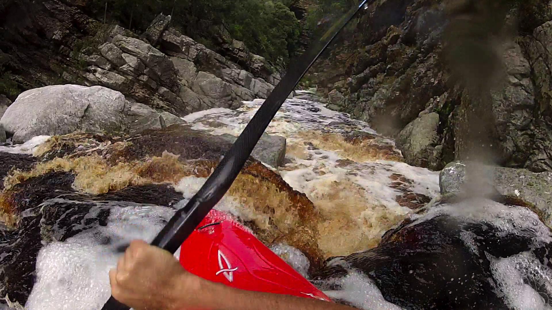 Kaaimans kayaking