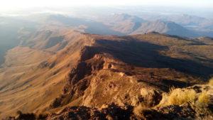 Hodgsons peak view
